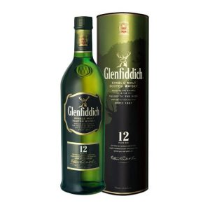 Whisky Glenfiddich 12 anys