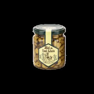 Fruits secs amb mel de romani
