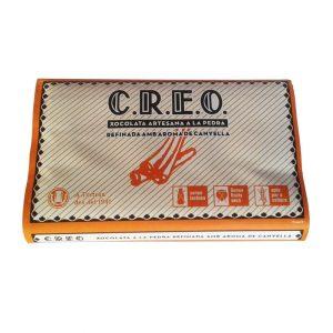 Chocolate refinado de vainilla
