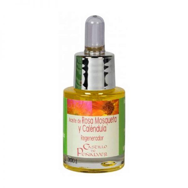 Aceite de Rosa de Mosqueta y Calendula