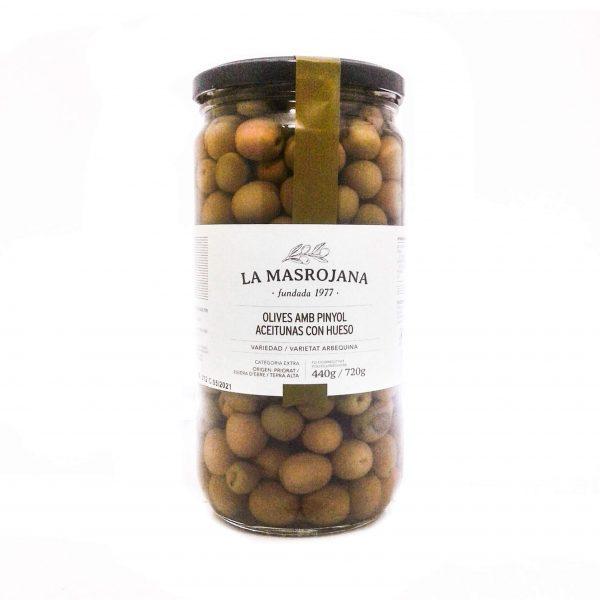 Aceitunas arbequina