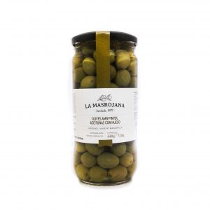 Aceitunas manzanilla 450g