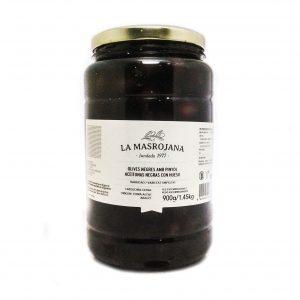 Aceitunas negras 900g