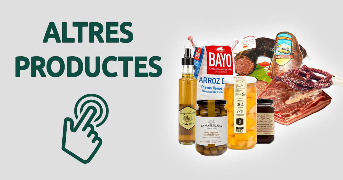 Altres Productes