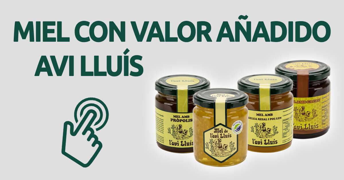 Miel con Valor Añadido