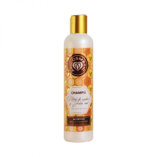Xampú amb Mel i Gelea 250ml