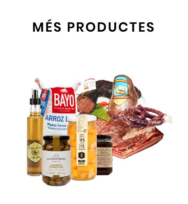 + Productes